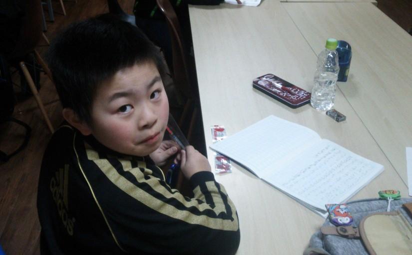 湖陵、江南を目指す生徒はいつから塾に通うべきか